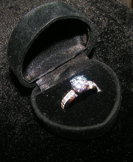 Silver Bogo Free Choose Any Two Listings For One Price Free Ship Engagement Ring