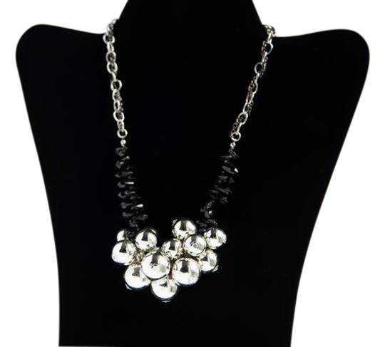 Preload https://item1.tradesy.com/images/silver-tone-brass-necklace-21572665-0-1.jpg?width=440&height=440