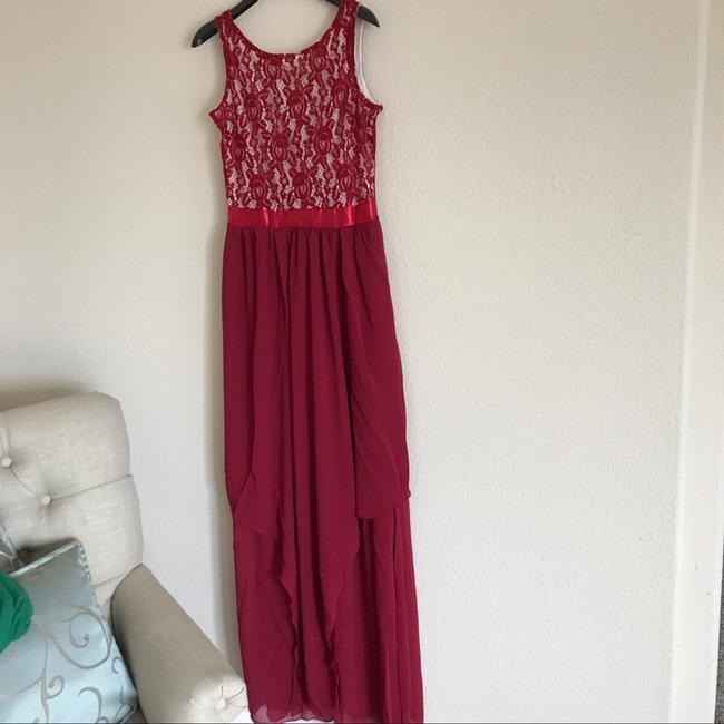 Red Maxi Dress by Other