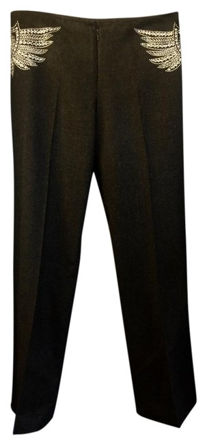 Preload https://item3.tradesy.com/images/tory-burch-charcoal-grey-wool-rhinestone-applique-trousers-size-2-xs-26-21572787-0-1.jpg?width=400&height=650