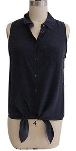 Equipment Button Down Shirt Navy