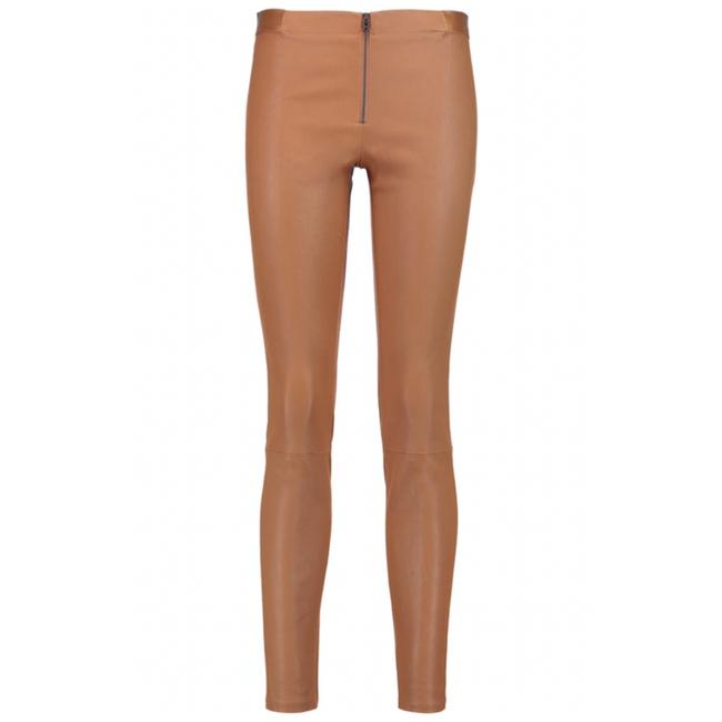 Alice + Olivia Camel Leggings
