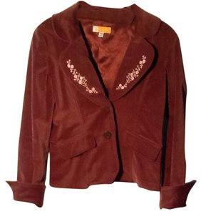 Tulle Soft Cordovan Jacket