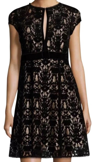 Preload https://item4.tradesy.com/images/nanette-lepore-black-illusion-lace-holiday-cocktail-short-night-out-dress-size-8-m-21572958-0-3.jpg?width=400&height=650