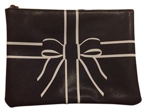 Preload https://item3.tradesy.com/images/saks-fifth-avenue-black-gift-ribbon-cosmetic-bag-21572992-0-1.jpg?width=440&height=440