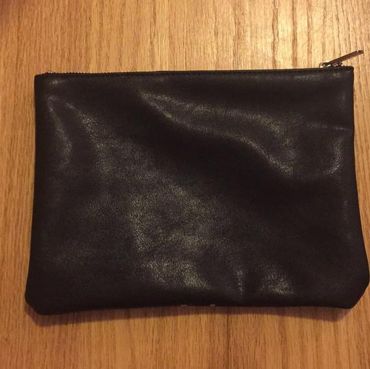 Saks Fifth Avenue gift ribbon cosmetic bag