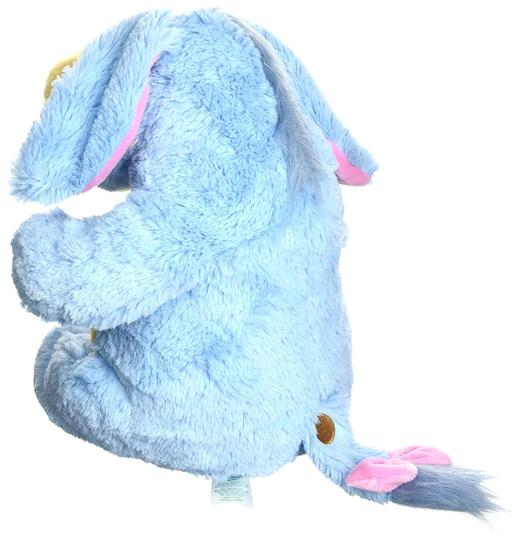 Disney Stuffed Animals Eeyore Light Blue Diaper Bag