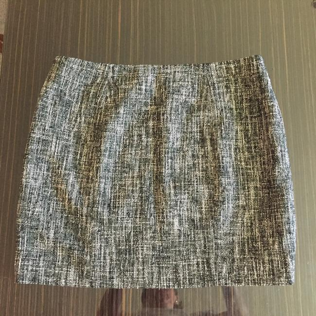 Theory Mini Skirt black, white