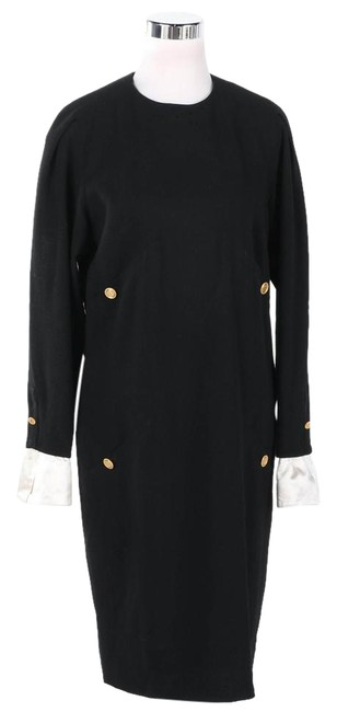 Preload https://item1.tradesy.com/images/chanel-black-suit-mid-length-workoffice-dress-size-os-one-size-21573195-0-1.jpg?width=400&height=650