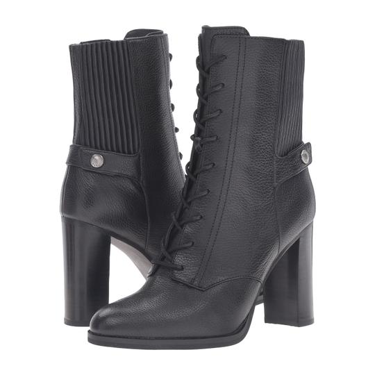 Preload https://item2.tradesy.com/images/michael-kors-black-carrigan-lace-up-bootsbooties-size-us-55-regular-m-b-21573271-0-1.jpg?width=440&height=440