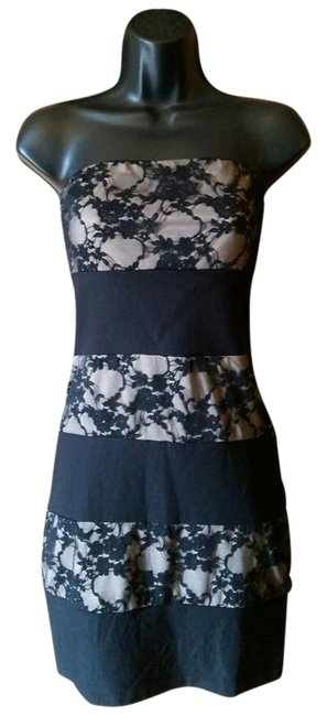 Preload https://item3.tradesy.com/images/fashion-magazine-black-lace-bodycon-bandage-short-night-out-dress-size-6-s-21573467-0-1.jpg?width=400&height=650