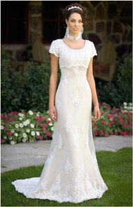 Eternity Gowns: 8708 Wedding Dress