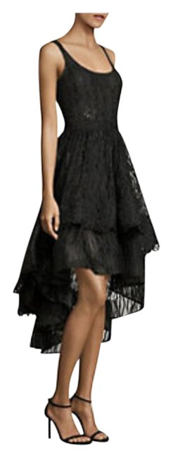 Preload https://item4.tradesy.com/images/rene-ruiz-black-sequined-embroidered-gown-mid-length-cocktail-dress-size-8-m-21573588-0-1.jpg?width=400&height=650