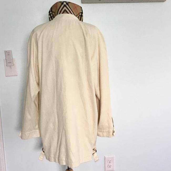 Burberry tan Jacket