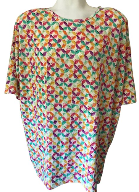 Preload https://item1.tradesy.com/images/multi-colored-match-everything-tunic-size-16-xl-plus-0x-21573815-0-1.jpg?width=400&height=650