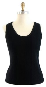 DKNY Wool Top Black