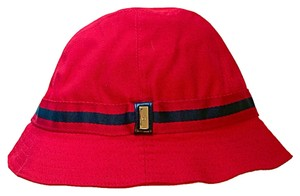 Gucci GUCCI Red Bucket Hat