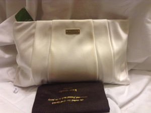 Kate Spade Cream/Ivory April Pxru 3792 Belles Cream/Ivory Clutch Bag (142) Bridal Handbag