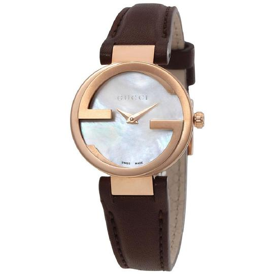 Preload https://item2.tradesy.com/images/gucci-mother-of-pearl-interlocking-mop-dial-swiss-ladies-watch-21574006-0-0.jpg?width=440&height=440