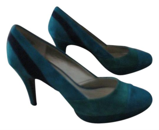 Preload https://item1.tradesy.com/images/bandolino-teal-suede-cayleigh-pumps-size-us-6-regular-m-b-21574500-0-1.jpg?width=440&height=440