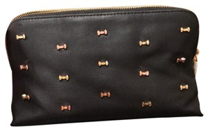 Ted Baker microwbow leather wash bag