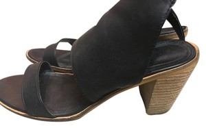 Catherine Malandrino Black Sandals