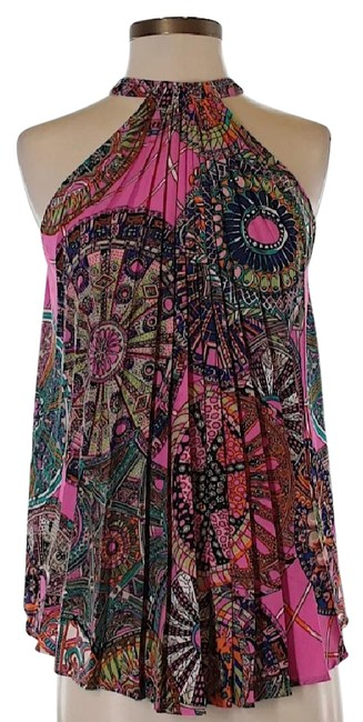 Preload https://item5.tradesy.com/images/ramy-brook-paisley-print-blouse-size-4-s-21574779-0-1.jpg?width=400&height=650