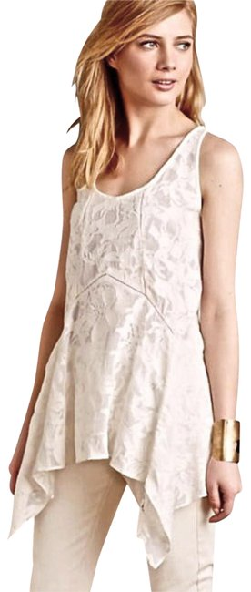 Preload https://item3.tradesy.com/images/anthropologie-ivory-high-low-lace-tank-topcami-size-6-s-21574817-0-9.jpg?width=400&height=650