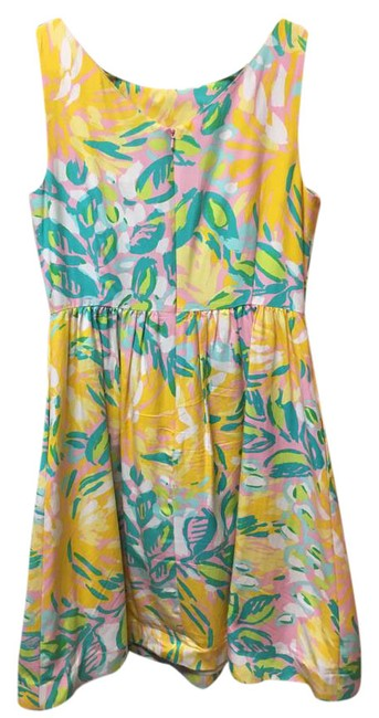 Preload https://item2.tradesy.com/images/lilly-pulitzer-green-pink-orange-blue-yellow-red-white-mid-length-casual-maxi-dress-size-8-m-21574866-0-1.jpg?width=400&height=650
