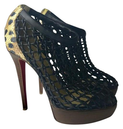 Preload https://item4.tradesy.com/images/christian-louboutin-black-coussin-140-caged-nappa-python-ankle-bootsbooties-size-eu-37-approx-us-7-r-21574883-0-2.jpg?width=440&height=440