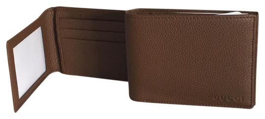 Preload https://item3.tradesy.com/images/gucci-brown-leather-wallet-21574902-0-1.jpg?width=440&height=440