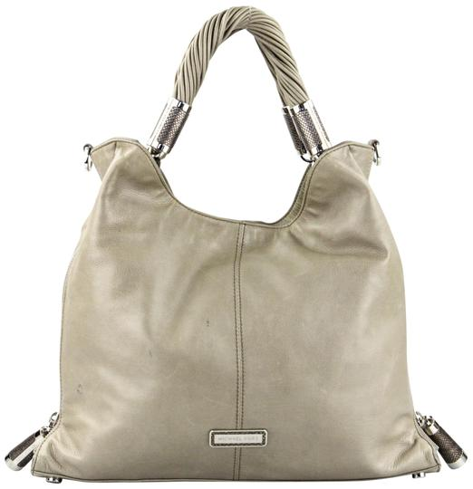 Preload https://item1.tradesy.com/images/michael-kors-twisted-multi-strand-handle-taupe-leather-hobo-bag-21575030-0-3.jpg?width=440&height=440