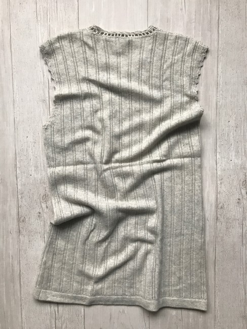 Nanette Lepore Cashmere Knit Sleevelss Tunic