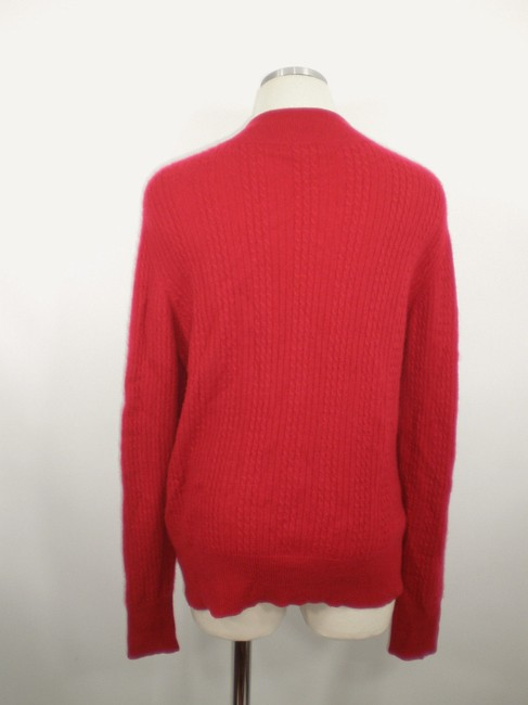Investments Cashmere Mock Neck Turtleneck Fall Winter Sweater