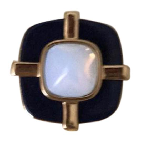 Preload https://item5.tradesy.com/images/tory-burch-gold-blue-opal-stone-ring-21575379-0-1.jpg?width=440&height=440