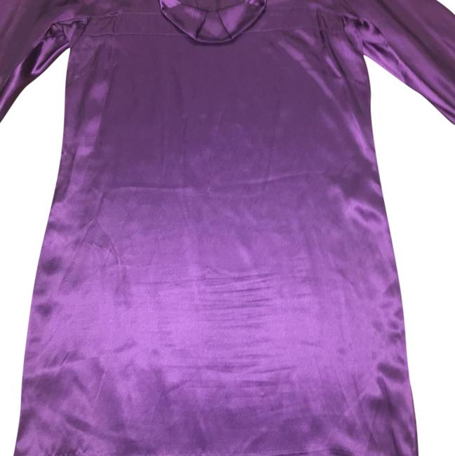 Preload https://item2.tradesy.com/images/see-by-chloe-purple-violet-silk-shift-mid-length-night-out-dress-size-4-s-21575401-0-1.jpg?width=400&height=650