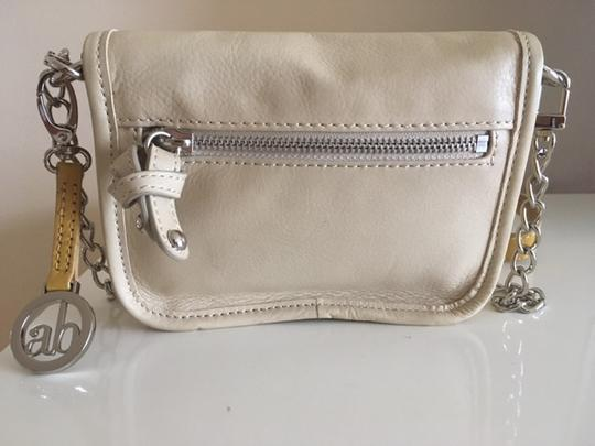 Audrey Brooke Leather Purse Mini Chain Cross Body Bag
