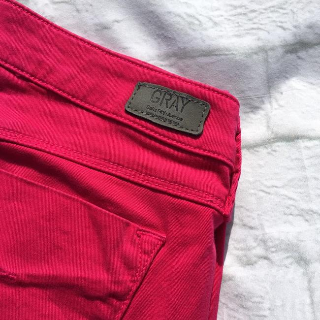 Saks Fifth Avenue Skinny Pants pink