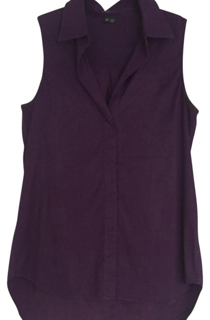 Preload https://item3.tradesy.com/images/theory-sleeveless-shirt-button-down-top-size-8-m-21575627-0-1.jpg?width=400&height=650