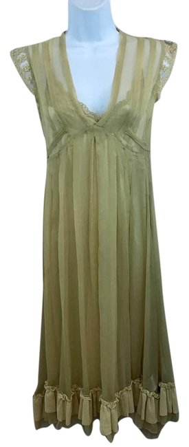 Preload https://item2.tradesy.com/images/silk-woven-cami-mid-length-short-casual-dress-size-6-s-21575631-0-1.jpg?width=400&height=650