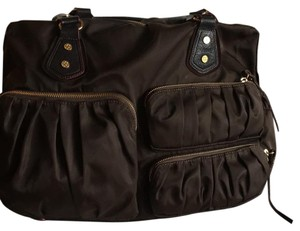 MZ Wallace Tote in chocolate brown