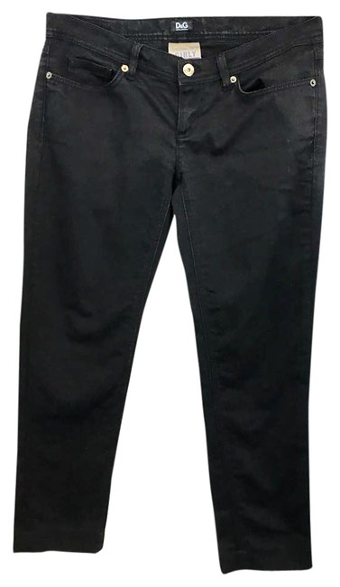 Preload https://item3.tradesy.com/images/dolce-and-gabbana-black-d-and-g-casual-jeans-straight-leg-pants-size-8-m-29-30-21575822-0-1.jpg?width=400&height=650