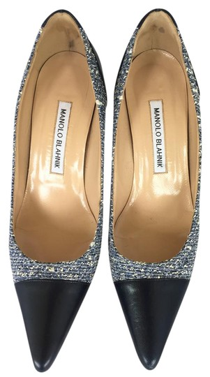 Preload https://item2.tradesy.com/images/manolo-blahnik-navy-blue-with-blue-and-white-cloth-stcapretto-pumps-size-us-75-regular-m-b-21575846-0-1.jpg?width=440&height=440