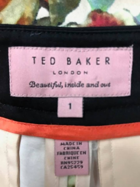 Ted Baker Capri/Cropped Pants Multi-color