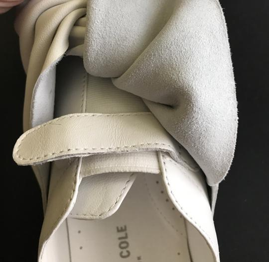 Kenneth Cole Black Label Snealer Runway New white Platforms