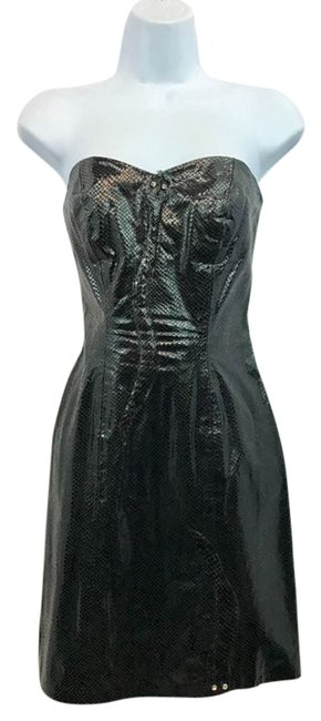 Preload https://item5.tradesy.com/images/black-made-in-italy-strapless-leather-short-night-out-dress-size-6-s-21576149-0-2.jpg?width=400&height=650