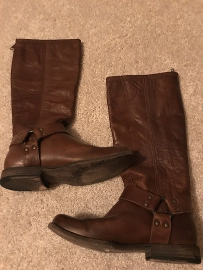 Frye Brown/Chestnut Boots