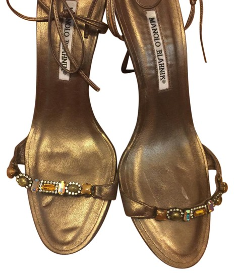 Preload https://item1.tradesy.com/images/manolo-blahnik-jeweled-with-ankle-tie-straps-formal-shoes-size-us-8-regular-m-b-21576230-0-1.jpg?width=440&height=440