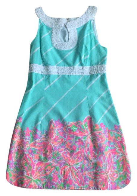 Lilly Pulitzer 88189 Formal Dress Size 4 (S) Lilly Pulitzer 88189 Formal Dress Size 4 (S) Image 1