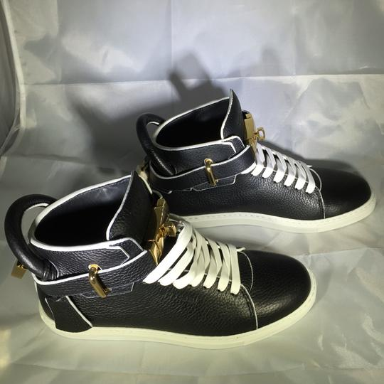 Buscemi Black Athletic